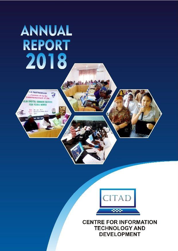 CITAD ANNUAL REPORT 2018